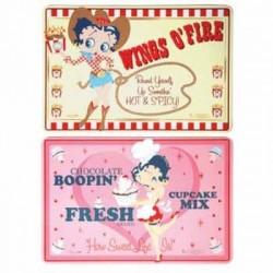 Placemat-Betty Boop - set von 2