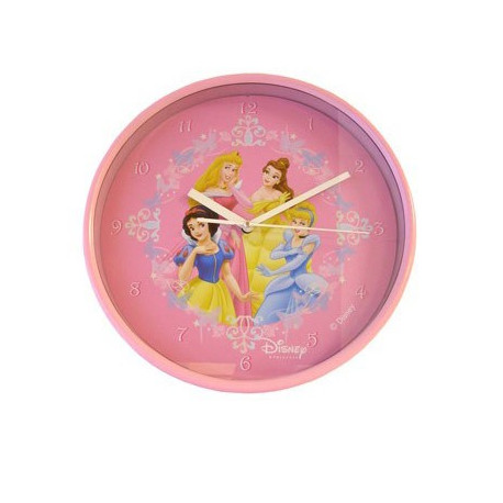 Reloj de princesa de Disney