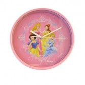 Disney prinses klok
