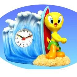 Titi Surf aufwachen