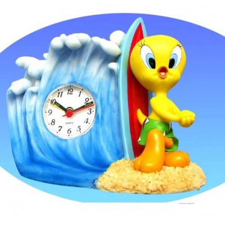 Titi Surf wakker