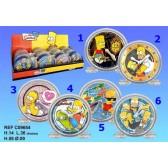 Wekker Simpsons PVC - modelnummer: model n ° 3