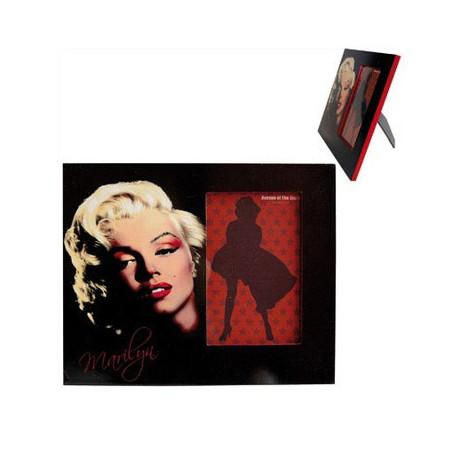 Marilyn Monroe Stern Holz Fotorahmen