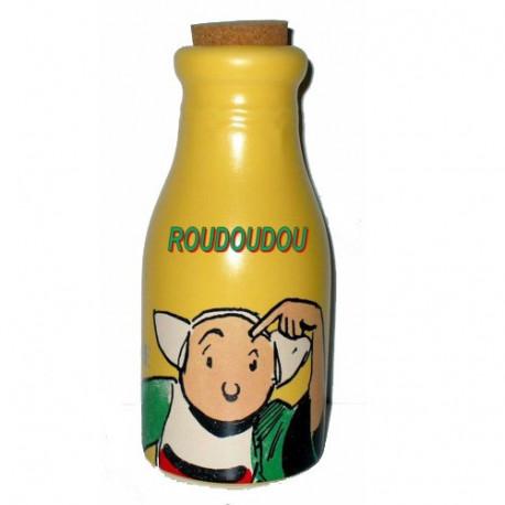 Bottiglia di snipe di latte