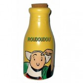 Botella de snipe de leche