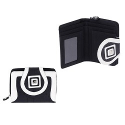 Playboy Black - White GM currency wallet