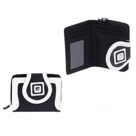Porte monnaie Playboy Black & White GM