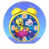 Despertador modelo grande Tweety Cupido