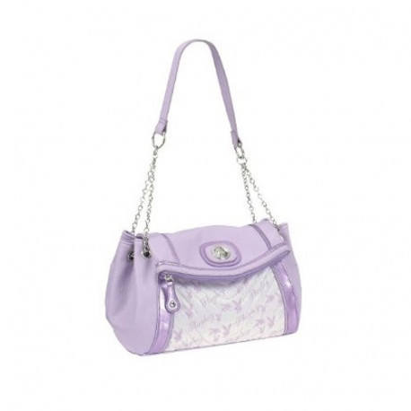 Borsa a tracolla Playboy Soulful Lilas
