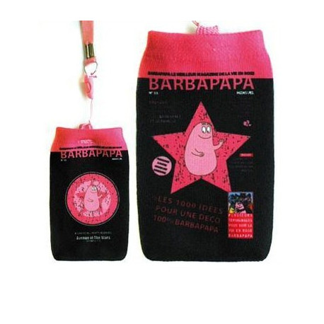 Tragbaren Abdeckung Barbapapa Star