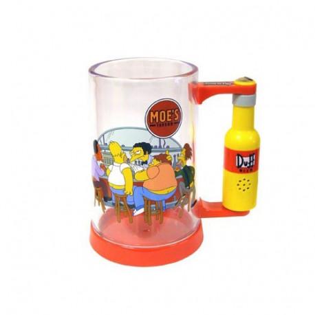 Homer Simpson sound mug