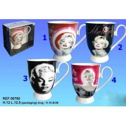 Mazagran Marilyn Monroe - modelnummer: model n ° 2
