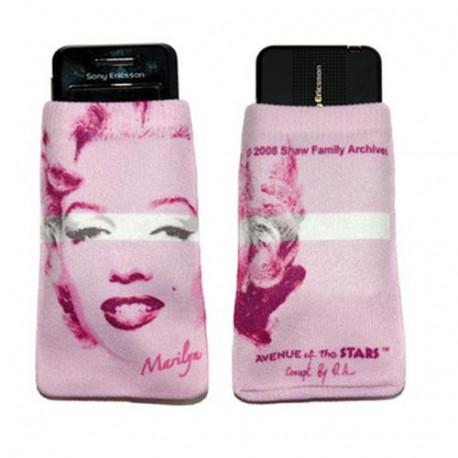 Cover sock Marilyn Monroe pink