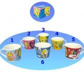 Mini Cup Titi - model number: model n ° 4