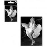 Imán de la estrella de Marilyn Monroe