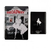 Address book A5 Marilyn Broadway