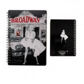 Adresboek A5 Marilyn Broadway