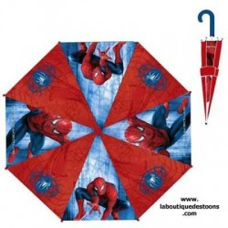 Red Spiderman umbrella