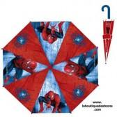 Parapluie Spiderman rouge