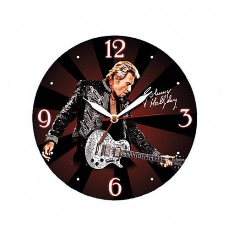 Johnny Hallyday Konzert Pendule