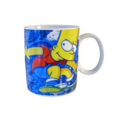Taza de Bart Simpson