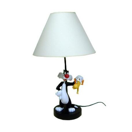Lampe-Sylvestre mit Titi