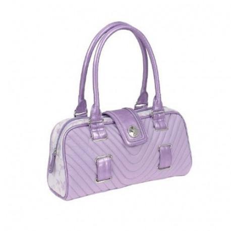 Playboy-Soulful lila-Handtasche