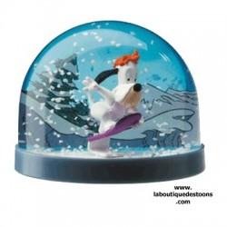 Boule a neige Droopy