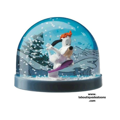 Bal sneeuw Droopy