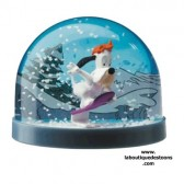 Ball-Schnee Droopy