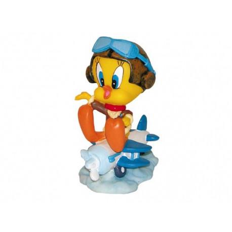 Figurine Titi Aviateur