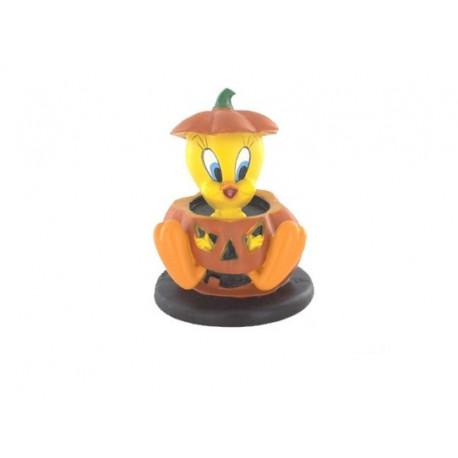 Figurine Tweety pumpkin