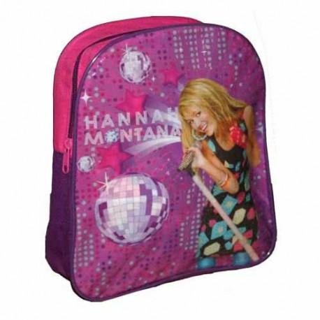 Sac a dos maternelle Hannah Montana - Numéro de Modèle : Modèle n°1