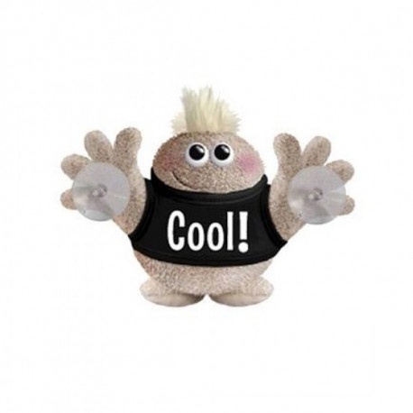 Peluche ventosa Hugmeez Cool!
