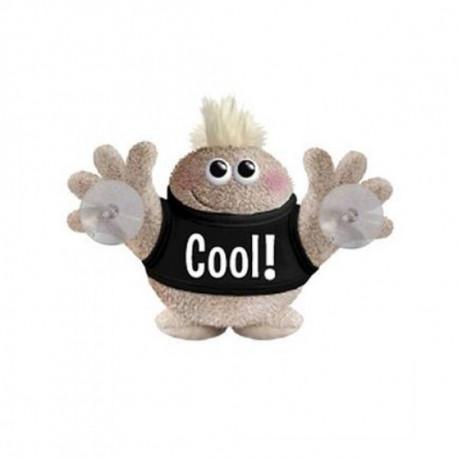 Peluche ventouse Hugmeez Cool !