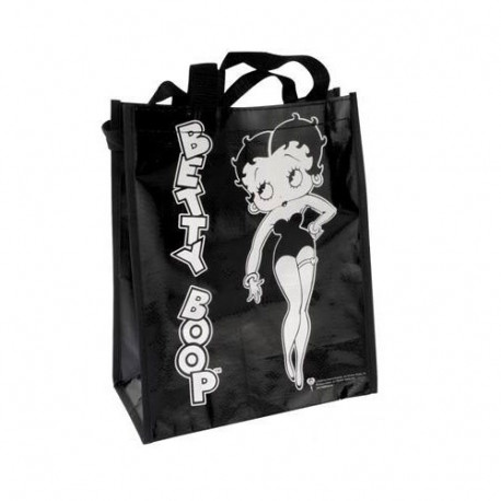 Betty Boop shopping bag