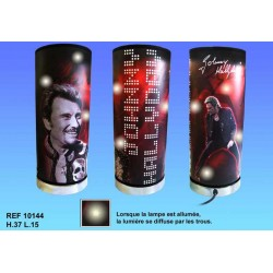 Lampe Johnny Hallyday Concert