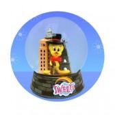 Bola de agua torre de Eiffel de Titi