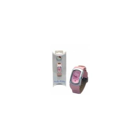 Reloj de corazón Pink Hello Kitty