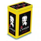 Betty Boop Metal Box