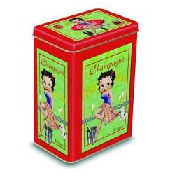 Betty Boop metalen doos