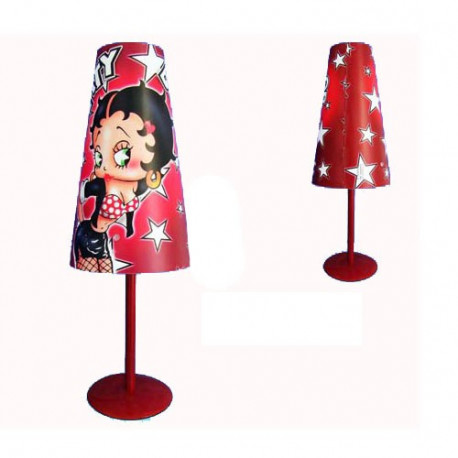 Lámpara Betty Boop Sexy