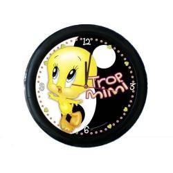 Clock Titi too cute