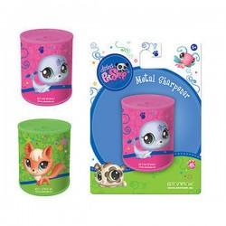 Tamaño lápiz metal Littlest Pet Shop