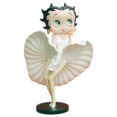 Statuette Betty Boop Cool Breeze Black