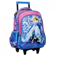 Bookbag skateboard Cinderella Movies 43 CM Trolley