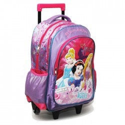 Bookbag skateboard Princess Dream 43 CM Trolley