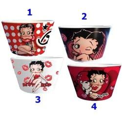 Conische Bowl Betty Boop
