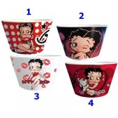 Bol conique Betty Boop