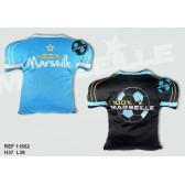 Coussin tee-shirt 100% Marseille